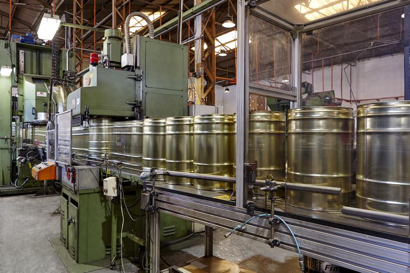 fabricante de latas personalizadas