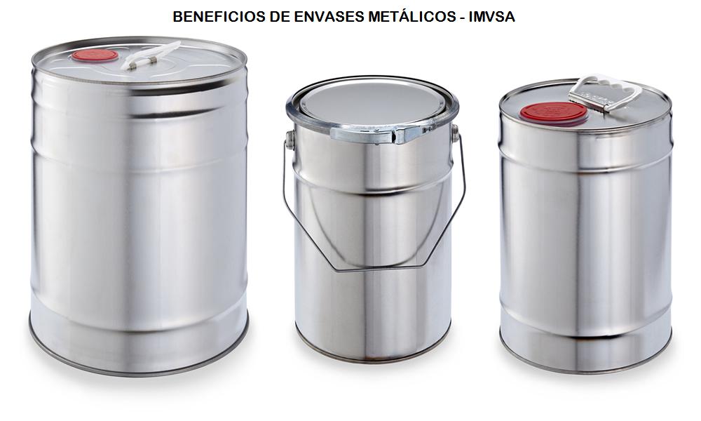 envases metalicos