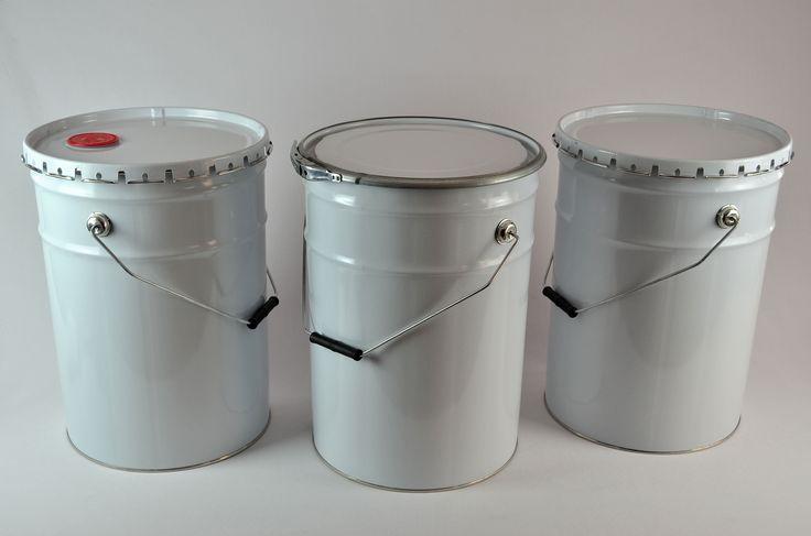 envases metalicos para pintura